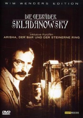A Trick of Light - German DVD cover