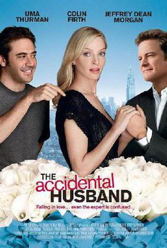 The Accidental Husband - Theatrical release poster