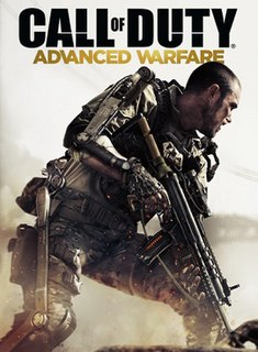 <i>Call of Duty: Advanced Warfare</i> first-person shooter video game