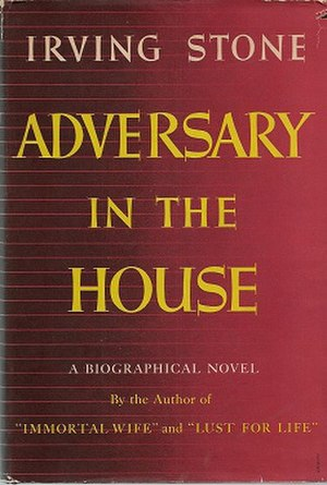 Adversary in the House - First edition (publ. Doubleday)
