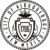 Official seal of Albuquerque