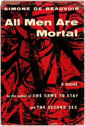 All Men Are Mortal - First US edition
