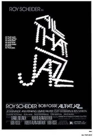 All That Jazz (film) - Theatrical release poster