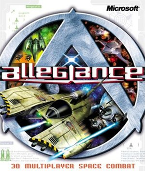 Allegiance (video game) - Image: Allegiance Coverart
