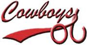 Alpine Cowboys - Image: Alpine o 6 Cowboys logo