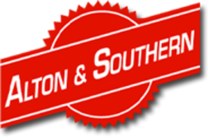 Alton and Southern Railway - Image: Alton and Southern Railway Logo