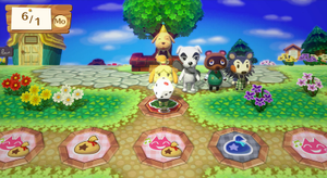 Animal Crossing: Amiibo Festival - Gameplay Screenshot at E3 2015