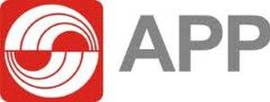 Asia Pulp & Paper - Image: Asia Pulp & Paper logo