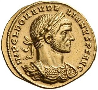 Aurelian Roman Emperor