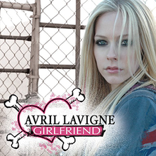 girlfriend avril lavigne