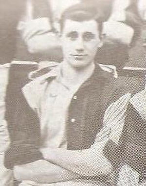 1901–02 Burslem Port Vale F.C. season - Midfielder Bert Eardley hardly played all season.