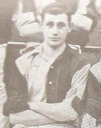 1902–03 Burslem Port Vale F.C. season - Loyal Valeite Bert Eardley was a key first team member.