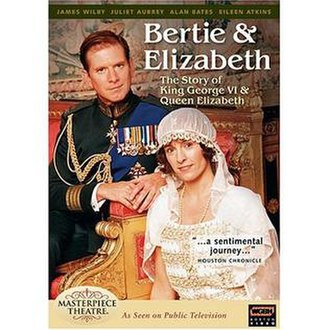 Bertie and Elizabeth - US DVD cover