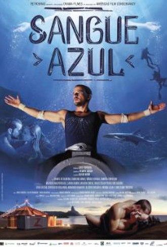 Blue Blood (2014 film) - Film poster