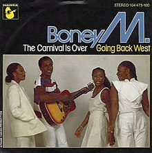 Boney M. - The Carnival Is Over (1982 single).jpg