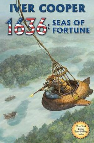 1636: Seas of Fortune - Image: Book cover 1636 Seas of Fortune