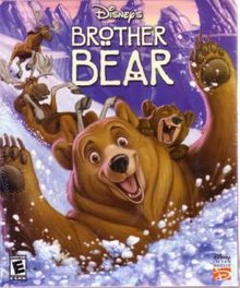 Game Boy Advance Games In Disney Brother Bear