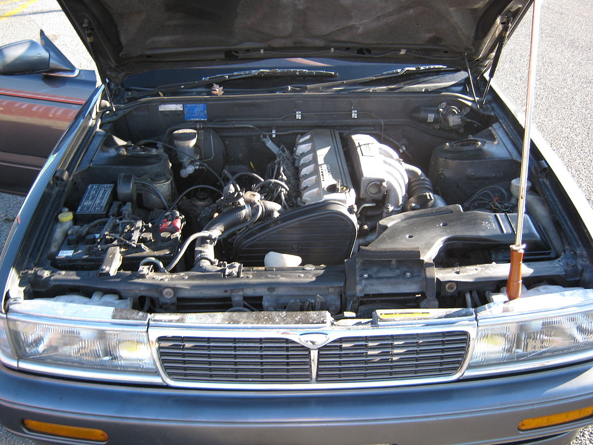 Nissan Rd Engine Wikipedia