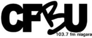 CFBU-FM - Image: CFBU FM