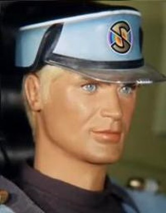 Captain Blue (Captain Scarlet) - Captain Blue in Captain Scarlet and the Mysterons