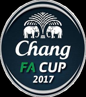 2017 Thai FA Cup football tournament season