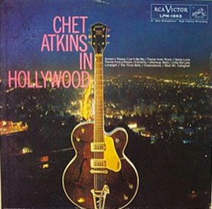 Chet Atkins in Hollywood - Image: Chet Atkins In Hollywood