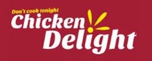 Chicken Delight - Image: Chicken Delight Current Logo