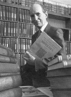 Christopher Elrington British historian