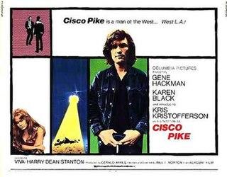 <i>Cisco Pike</i> 1972 US drama film by Bill L. Norton