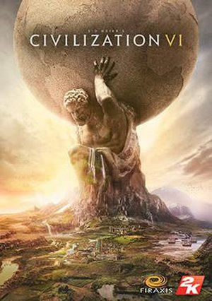 Civilization VI - Image: Civilization VI cover art