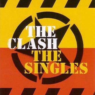 The Singles (2007 The Clash album) - Image: Clash Thesingles