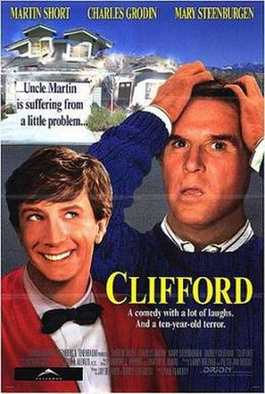 Clifford (film) - Theatrical release poster