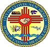 Official seal of Clovis, New Mexico