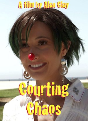 Courting Chaos - VOD release poster