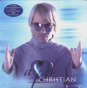 Azul (song) - Image: Cristian Azul single