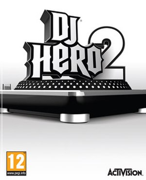 DJ Hero 2 - DJ Hero 2 cover art