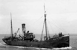 Pictures Of Corvettes >> HMT Richard Bacon (FY3587) - Wikipedia