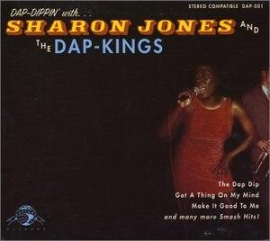 Dap Dippin' with Sharon Jones and the Dap-Kings - Image: Dapdip