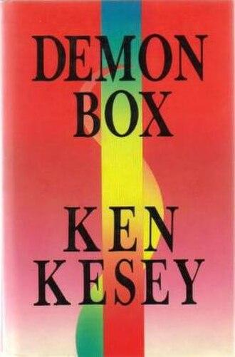 Demon Box (book) - Hardcover edition