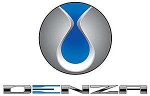 Denza - Image: Denza logo clean