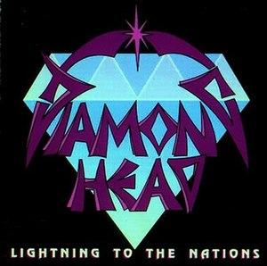 Lightning to the Nations - Image: Diamond Head Lightning To The Nations