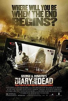 Image result for diary of the dead george romero