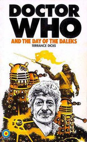 Day of the Daleks - Image: Doctor Who and the Day of the Daleks