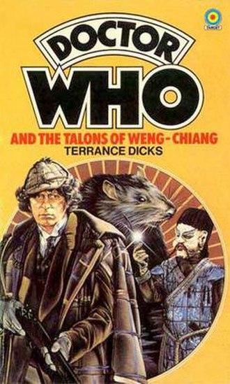 The Talons of Weng-Chiang - Image: Doctor Who and the Talons of Weng Chiang