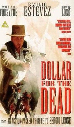 Dollar for the Dead - DVD cover art