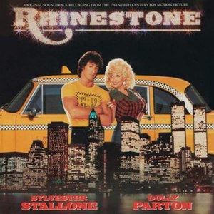 Rhinestone (film soundtrack) - Image: Dollyrhinestone