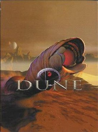 Dune (franchise) - Cover of the collectible card game (CCG)