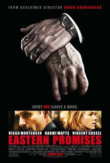 <i>Eastern Promises</i> 2007 crime film by David Cronenberg