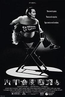 <i>Ed Wood</i> (film) 1994 American comedy-drama biopic by Tim Burton