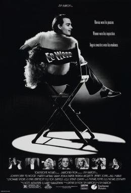 Ed Wood film poster